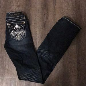 L.A. Idol boot cut jeans